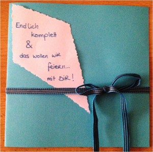 Babyparty Einladung   Babyparty Einladungskarte Selber Basteln Und,  Einladungs