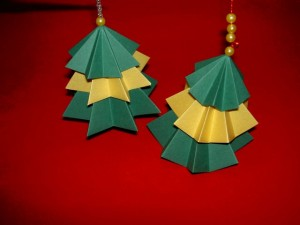 Weihnachtsbaumanhänger Basteln tannenbaum anhänger basteln bastelanleitung für weihnachtsbaumanhänger
